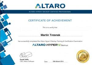 AltaroCert